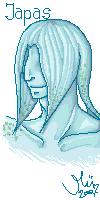LOZ:MM - Pixel Art - Japas by miachan