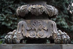 Claw-footed Lamp 1