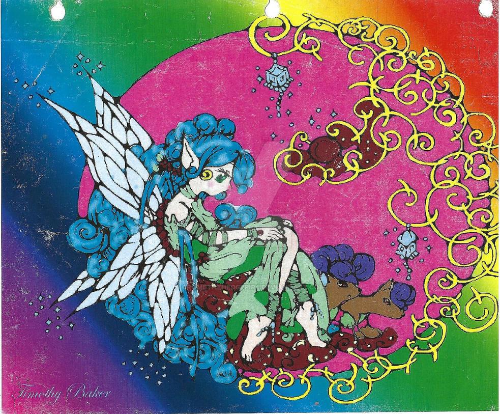 Luna Ogliphoripe Returns by CromeTheHedgepire