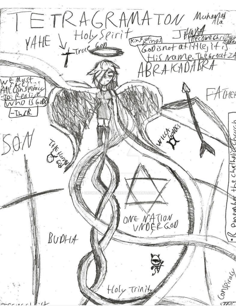 A World Religion by CromeTheHedgepire