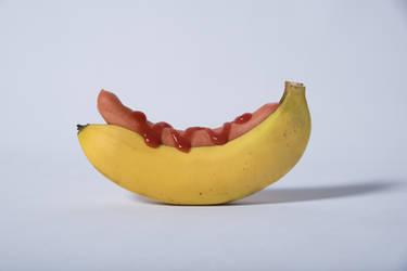 Banana dog by XyriosGames