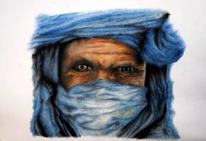 Tuareg by Moochki