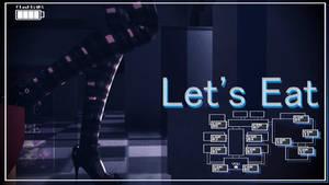 [MMD x FNAF] Let's Eat - Chica teaser by RubyRain19