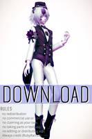 [MMD x FNAF SL] TDA Funtime Freddy Model download by RubyRain19