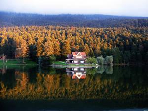 Golcuk lake