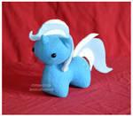 Commission - Itsy-Pony - Trixie