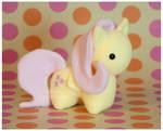 MLP - Fluttershy Itsy-Pony