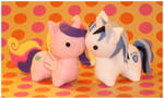 Commission - MLP - Kissy Cadence and Shining Armor
