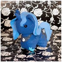 MLP - Princess Luna Itsy-Pony Plush by mihoyonagi