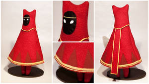 Gift - Journey Plush - Detailing by mihoyonagi