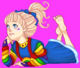 Rainbowbrite by AchooMooMoo