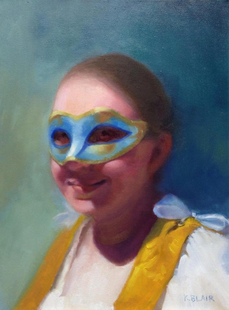 Mask by Raimu
