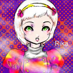 Rika by Raimu