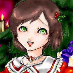 Merry Christmas by Raimu