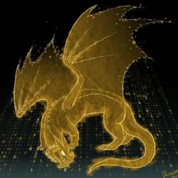 D the cyberdragon by dsagoa