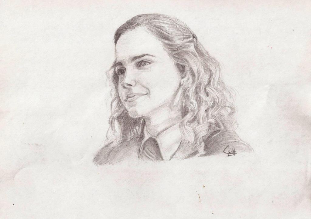 Hermione1 by samtgo7