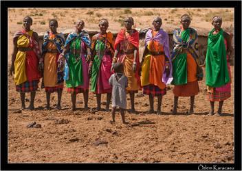 Maasai Women by ozka66