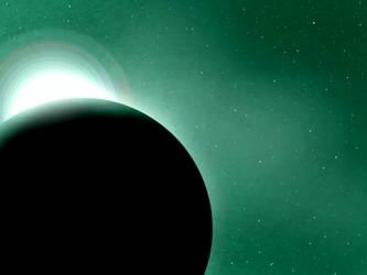 Space Scene by Revenant42
