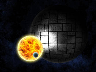 Dyson Sphere by Revenant42