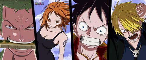 One Piece Strawhats