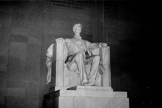 lincoln's seat