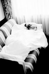 Sleeping Kristina