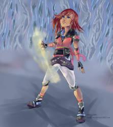 KH3 Kairi Outfit