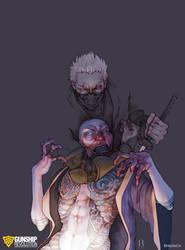 Tenchu and Onikage by GunshipRevolution