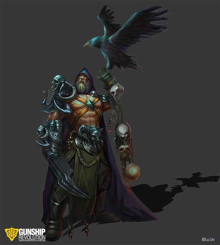 Grave Warden by GunshipRevolution on DeviantArt