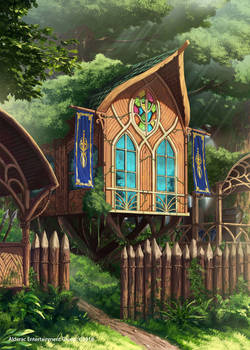 Elf Outpost