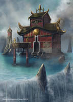Water Temple by GunshipRevolution