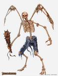 Skeleton Harpy