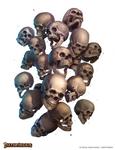 Clacking Skulls Swarm