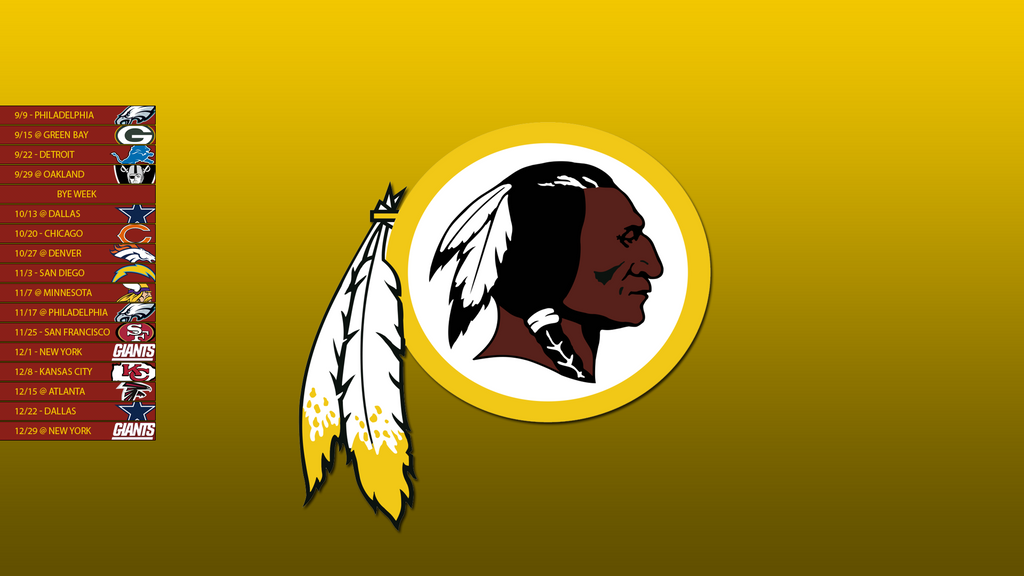 Gallery For > Redskins Wallpaper 2013 Schedule