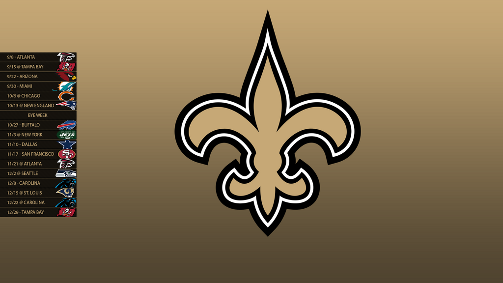 New Orleans Saints Wallpaper 2014
