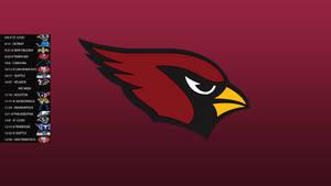 Arizona Cardinals 2013 Schedule Wallpaper