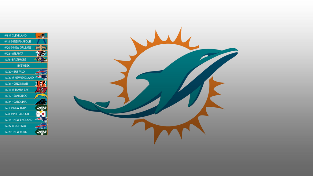 Miami dolphins 2013 schedule wallpaper by sevenwithat on deviantart miami dolphins 2013 schedule wallpaper by sevenwithat voltagebd Image collections
