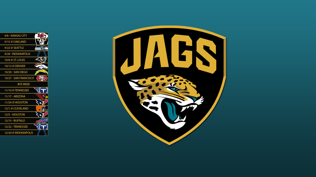 jacksonville jaguars 2013 schedule wallpaper by sevenwithat on. Cars Review. Best American Auto & Cars Review