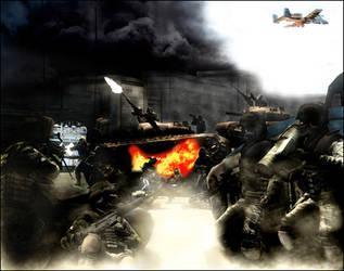 Modern Warfare by ArcticAvenger20