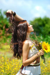 Sunflower by Pasiphae---17