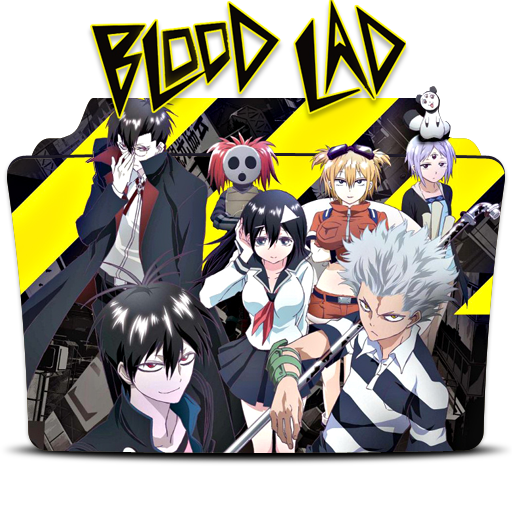 Blood Lad by rest-in-torment