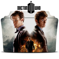 Doctor Who   v10 by rest-in-torment