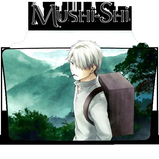 """Képtalálat a következőre: """"Mushishi Zoku Shou ico"""""""