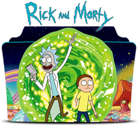 Rick And Morty by rest-in-torment