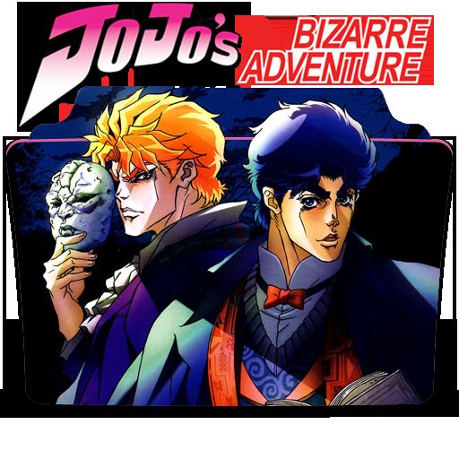 """Képtalálat a következőre: """"JoJo's Bizarre Adventure ico"""""""