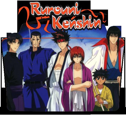 Rurouni Kenshin: Meiji Kenkaku Romantan (1996-98)