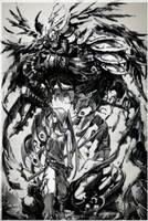 Samurai Specter by thaigraff