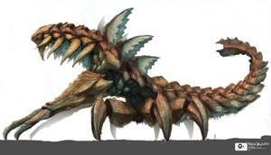 monster 01 by thaigraff