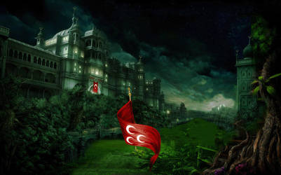 Turkish Chateau by gues-nK
