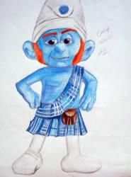 Gusty Smurf - The Smurfs